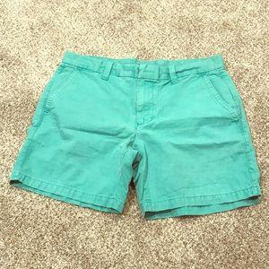 Mint/sea foam Gap shorts men's size 33